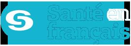 Sante en Francais reverse logo