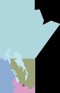 map of Manitoba health regions